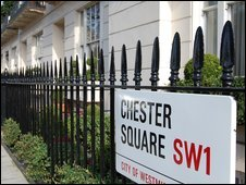 Chester Square, London