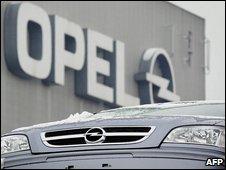 Opel factory