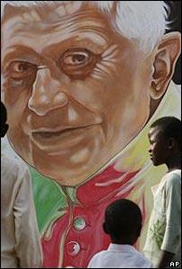 Camerún espera la visita del Papa Benedicto XVI