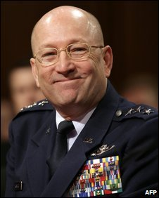 "Air Force Lt Gen Victor ""Gene"" Renuart Jr, March 2007"