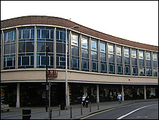 Debenhams building