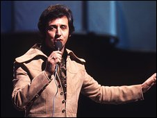 Tony Christie in 1973
