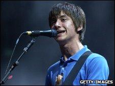 Arctic Monkeys singer Alex Turner