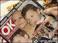 Copy of OK! magazine