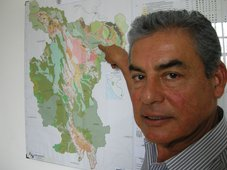 Cesar Villanueva, regional governor of San Martin region