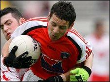 Armagh's Jamie Clarke