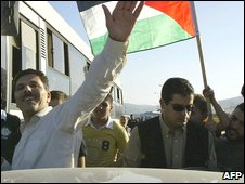 Nasser Shaer, being released in September 2006