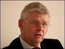 Ian Ridley