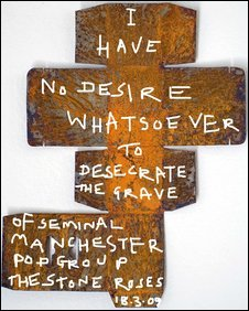 John Squire statement