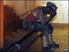 Final shift at Stillingfleet Colliery, 2004