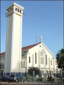 Church, Sao Paulo, Angola