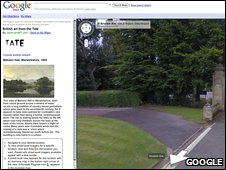Street View/Tate screenshot (Google)