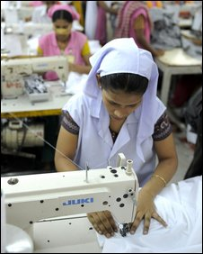 Bangladesh textile workers