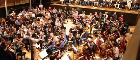 Ulster Orcestra - ex Ulster Orchestra website