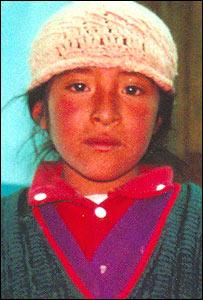 Niño del noroeste argentino  (Foto: gentileza Asociación Civil Los Algarrobos)