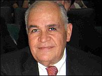 Nelson Maldonado (Fotograf�a tomada del sitio en internet de la C�mara de Caracas)