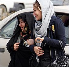 6 March 2009, Iranian women in Tehran