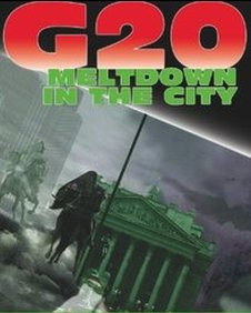G20 Meltdown flyer