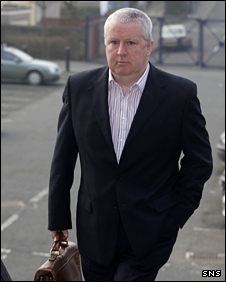 SPL secretary Iain Blair