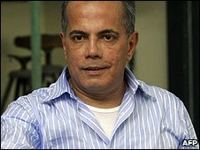 Manuel Rosales, file pic from December 2006