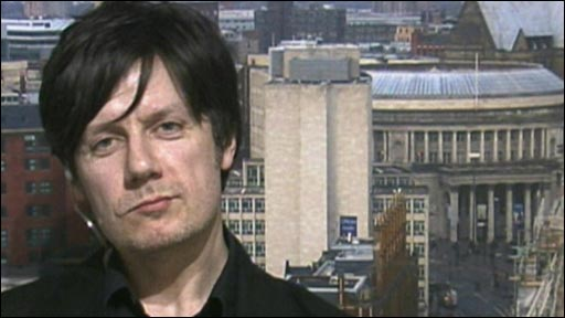 Former Stone Roses guitarist John Squire