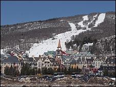 Mont Tremblant, Quebec