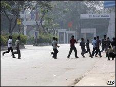 Mutiny in Dhaka