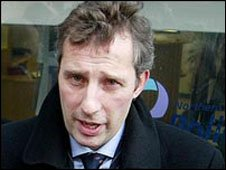 "Ian Paisley Jnr believes the service has been ""reckless"""