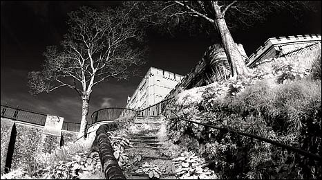 Discarded Steps by Steve Denby: The winning photograph from the Norwich 12 photography exhibition