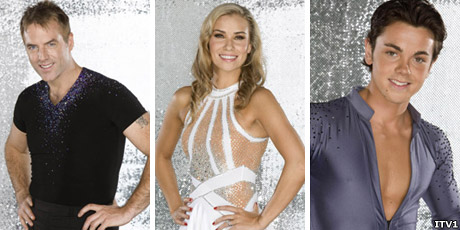 Dancing On Ice finalists