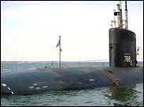 "Подводная лодка ""Хартфорд"""