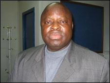 NFF secretary-general Bolaji Ojo-Oba