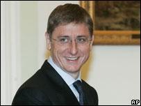 Премьер-министр Венгрии Ференц Дюрчань