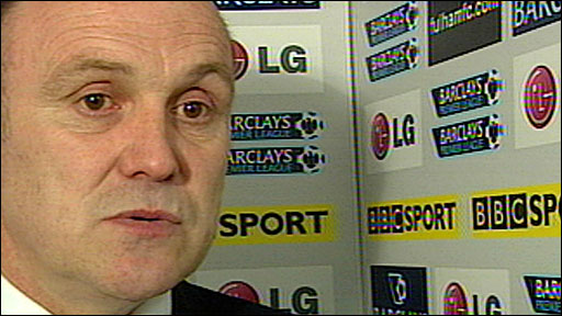 Manchester United assistant coach Mike Phelan