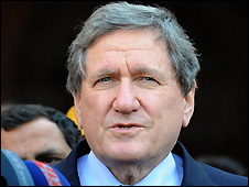 Richard Holbrooke - file photo