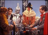 Pantomima del Mago de Oz