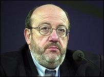 Louis Michel, comisario europeo para el Desarrollo