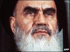 Ayatollah Khomenei, file image