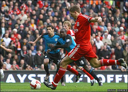 Gerrard makes it 3-0