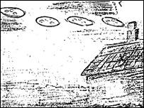Явление, замеченное в Саффордшире в 1997 году