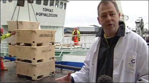 Renaissance for Grimsby's fishing port