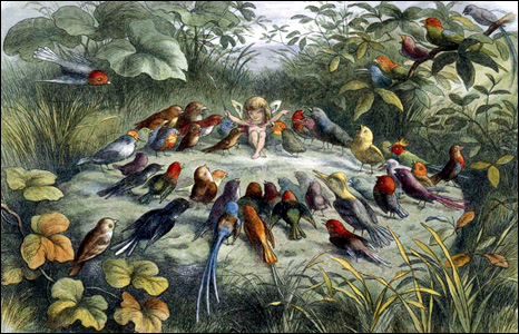 In fairy-land, Richard Doyle, 1870