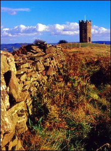 Folly Tower, Pontypool - photo by Alan Jeffreys