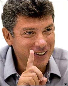 Boris Nemtsov (2007)