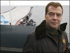 President Medvedev