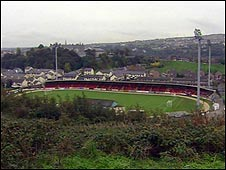 BBC NEWS | UK | Northern Ireland | Foyle and West | Club's return .