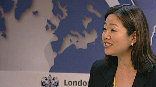 Dr Linda Yueh