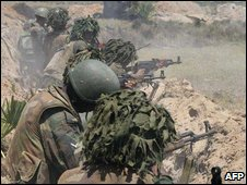 Sri Lankan military