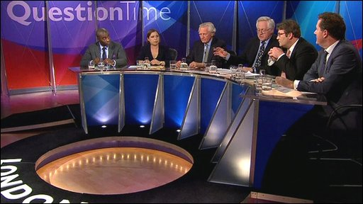 The Question Time Panel