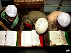 Madrassa in Bangladesh